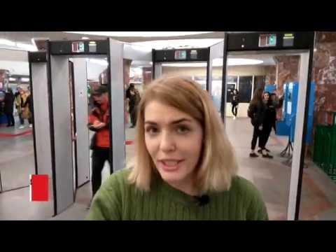 Погружение в подземку как работает КПП в метро