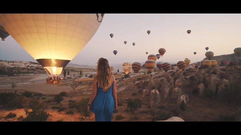 The Beauty of Cappadocia