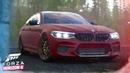 BMW M5 F90 ШОК EDITION! ТЮНИНГ И МНОГО ДРИФТА! Forza Horizon 4