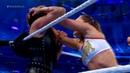 Ronda Rousey Kurt Angle Vs. Triple H Stephanie McMahon I WWE Wrestlemania 34 545TV