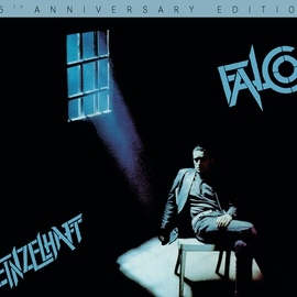 Falco альбом Einzelhaft 25th Anniversary Edition