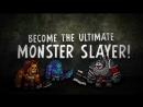 Monster Slayers Announce Trailer ¦ PS4 PSVITA