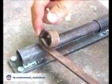 Самодельный инструмент для изготовления пружины и не только 💡
