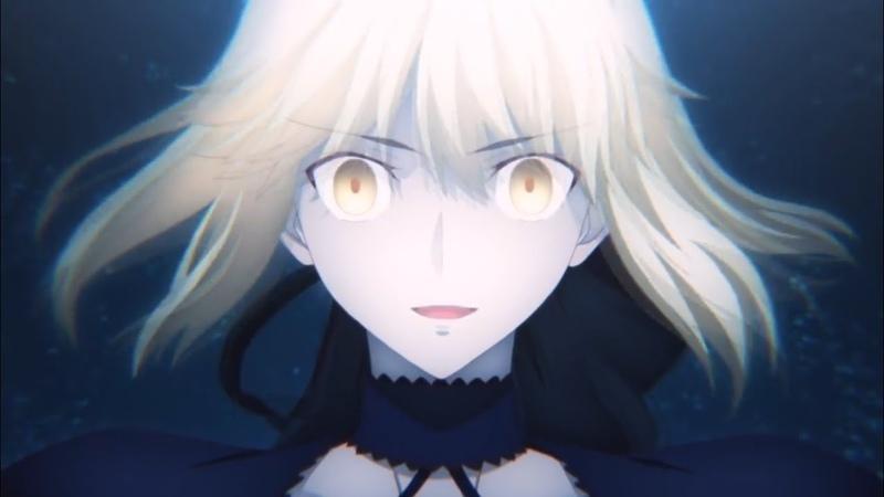 Fate Stay Night Heaven's Feel 【AMV】「Catch Fire」