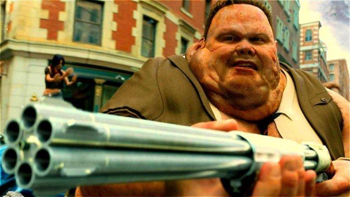 Призрачный патруль HD(фэнтези, боевик, комедия, приключения, фантастика)2013
