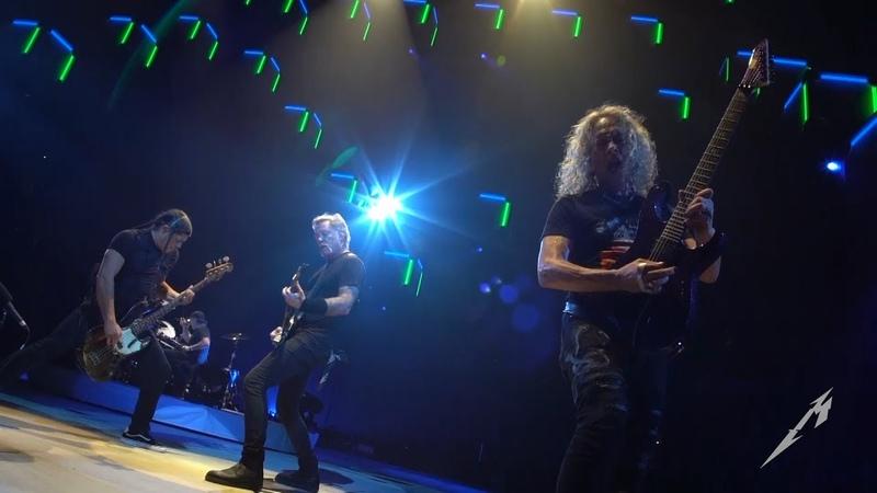Metallica: Ride the Lightning (Fresno, CA - December 9, 2018)