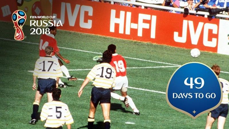 49 дней до старта: Первый гол Коста-Рики