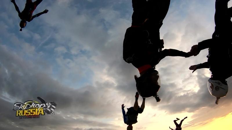 X Flies инструкторы Аэротрубы Free Fly жгут фрифлай на DZ Enem