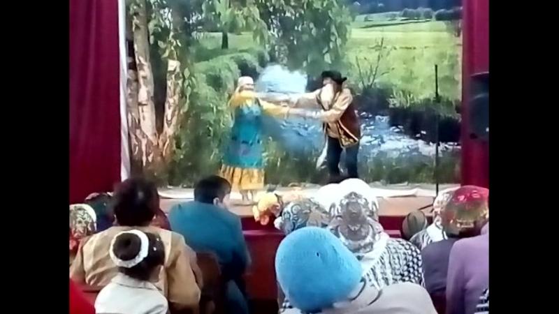 шуточный танец!