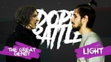 DOPE BATTLE The Great Genby vs LIGHT (Райан ROSE CARTEL)