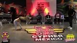 Kastrito vs Gato Top 16 Red Bull Bc One Cypher Mexico 2018