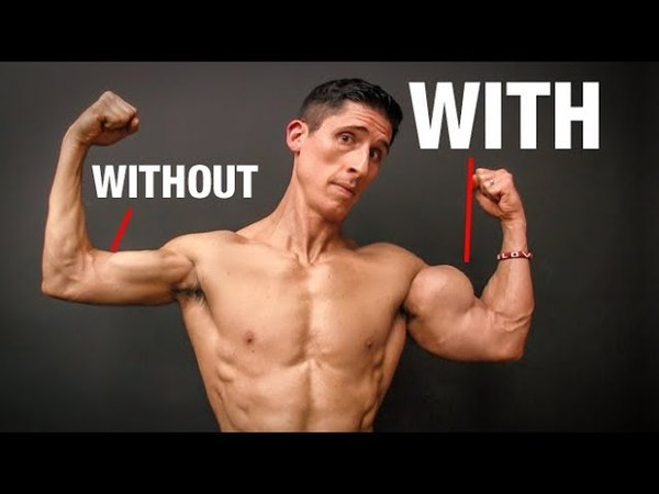 """""""My Biceps Aren't Growing"""" (HERE'S WHY!)"""