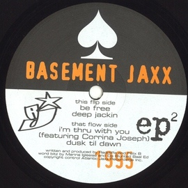 Basement Jaxx альбом EP2