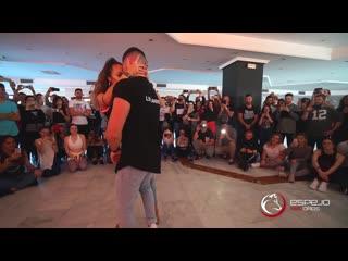 Luis y Andrea   Dj Alejandro   Bachata Workshop   Made in Cadiz 2019