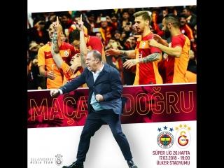VIDEO | Fenerbahce - Galatasaray