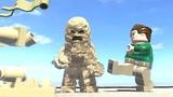LEGO Marvel Super Heroes ч2 Песочный человек для детей