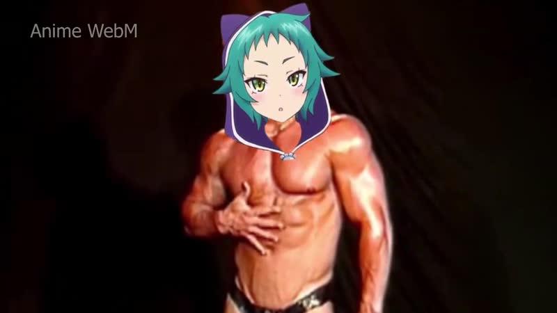 Anime.webm Yuragi-sou no Yuuna-san, Gachimuchi