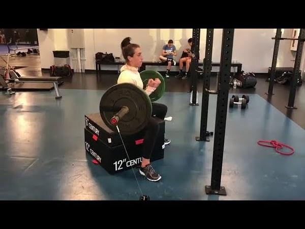 Joanna Jedrzejczyk Workout 17 10 18
