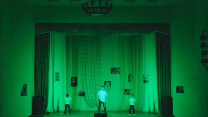 ТА Станция. Break Dance. Педагог Александр Коваленко.