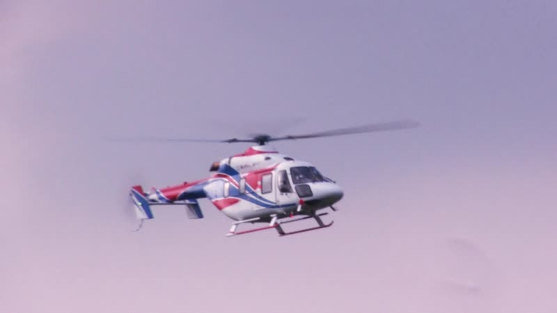 Презентация вертолетов Ми 171А2 и Ансат во Вьетнаме
