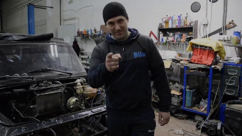VAZ2106 EVO Turbo. Начало...