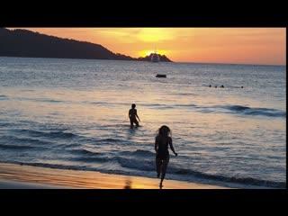 Sea, sand and sun (thailand)