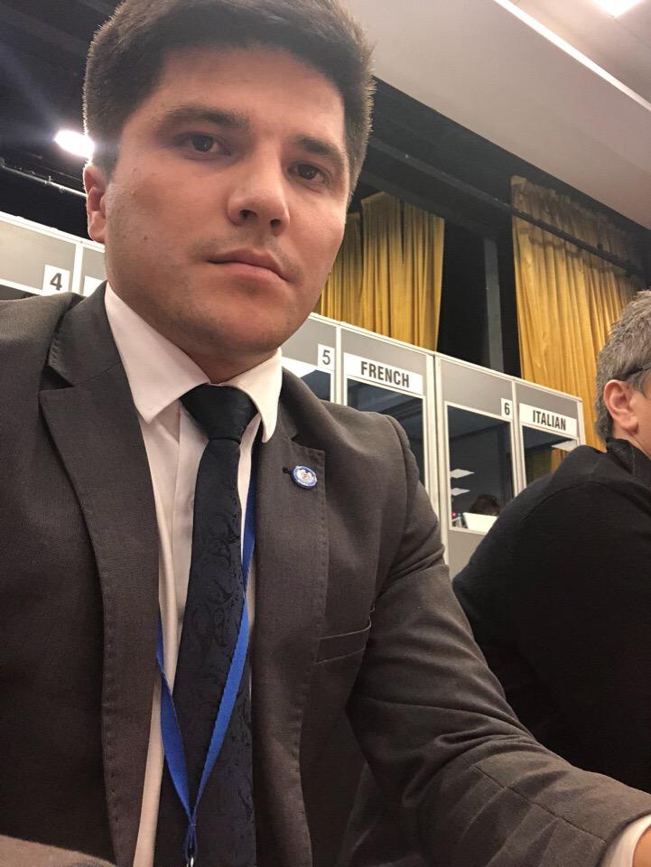 Хусрав Аюбов: С трибун ОБСЕ выступают не компетентные люди и по 3-4 раза повторяют одно и тоже. Вместо полученного опыта я слышу откровенную ложь. ВИДЕО