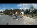 дроп в скейтпарке Садовники