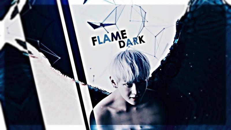 Taegi flame dark
