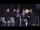 180623 - Super Junior Eunhyuk and Donghae Chokiwa Dance Cut at KCON NY STAR LIVE TALK