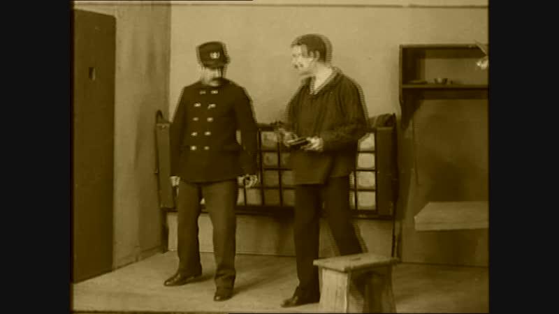 ФАНТОМАС ПРОПАЛИ ДРАГОЦЕННОСТИ ПРИНЦЕССЫ (1913) - детектив. Луи Фейад