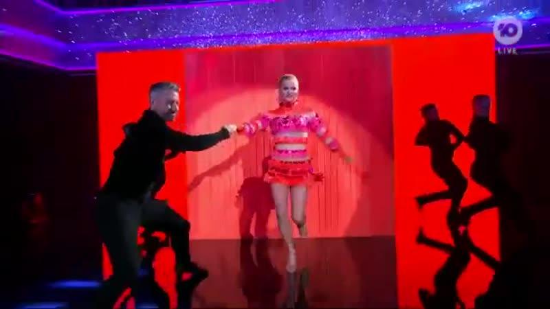 Кортни Акт Танцы со звёздами Австралия