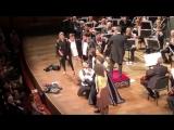 Anna Netrebko and Yusif Eyvazov sing O sole mio August  12 2018 Teatro Colon