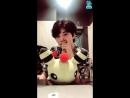 [V LIVE] 180726 XENO-T Xero feat. Sangdo Hojoon 'JyoJyo ' V Live