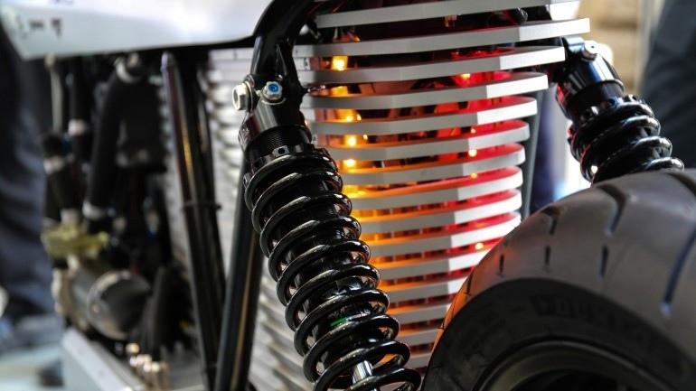 Швейцарские студенты разработали электроцикла Ethec с запасом хода 400+ км