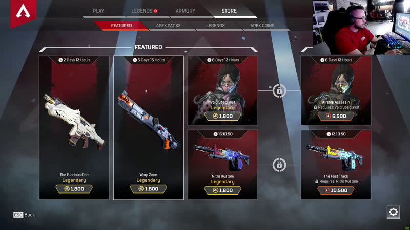 Apex Legends 3 try = 1 win Noob buyer use boost service