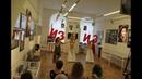 М Попова Фрагмент песни Звезда открытие выставки признания Нижегородцы влюблённые в кино