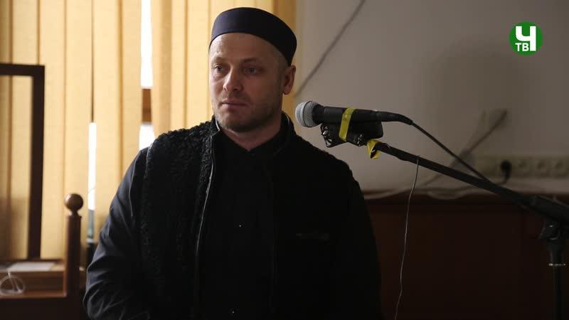 Шамиль Османов рукодитель отпро Муфтията РД по СТО