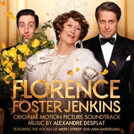 Alexandre Desplat альбом Florence Foster Jenkins