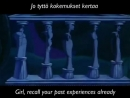 Disney Hercules - I Won't Say I'm in Love (Finnish)