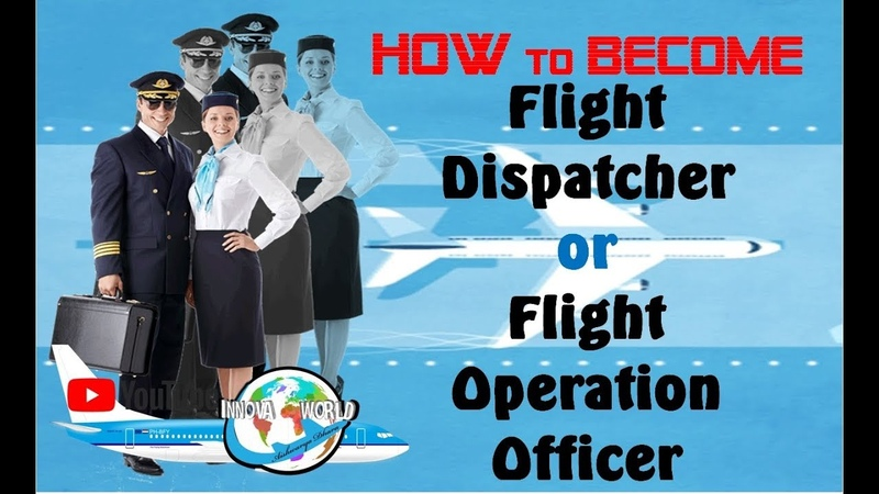 Flight Dispatcher as Career | Aviation Job✈️ | How to become : Complete details