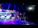 111001 Sistar - So Cool Music Core (Goodbye Stage)