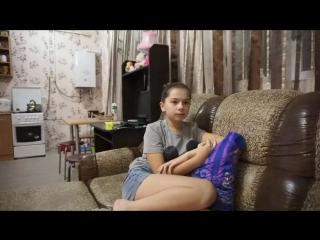 [Nepeta Страшилки] Кукла ХОДИТ по дому!!! Зачем ей книга Баку?