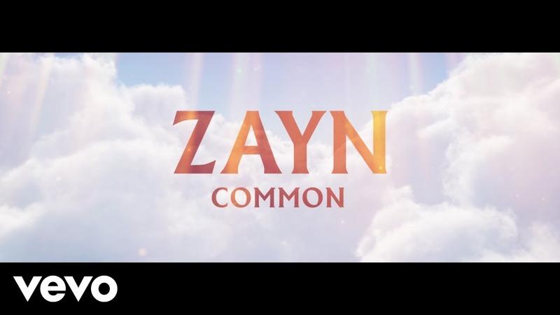 ZAYN - Common (Audio)