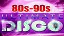 Euro disco 80/90's dance megamix ♫ Golden Oldies Disco Songs Hits