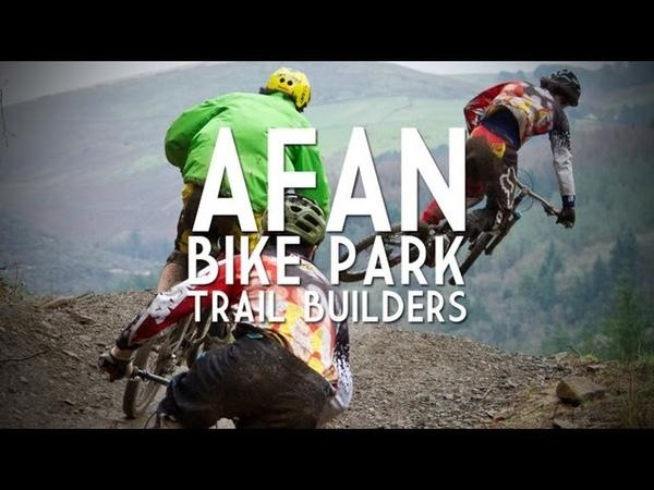 Afan Bike Park, Trail Builders. Ft Nikki Whiles, Shaun Bevan Leon Rosser