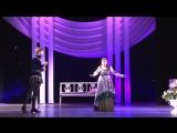Сцена из оперы П.И. Чайковского