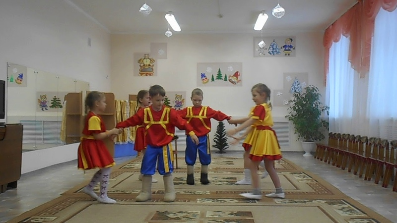 Подшивал дед валенки танец Хореография С. Лешуковой вокал Анна и Евгений Христолюбовы