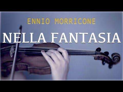 Nella Fantasia (Gabriels Oboe) - for violin and piano (COVER)