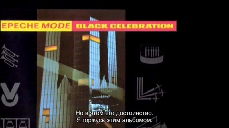Depeche Mode 1985-86 - Black Celebration - A Short Film (Documentary)